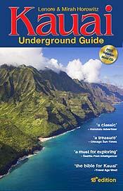 Kauai Underground Guide cover