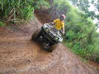 Explore kauai atv for Dirty foot mud ranch